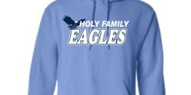 Holy Family P.E. Uniforms Spirit Wear Eich's  Sports Order online