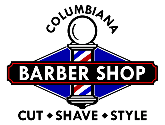 Columbiana Barber Shop Cut - Style - Shave