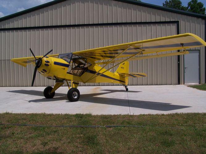 Gallery | Star Light Sport Aircraft
