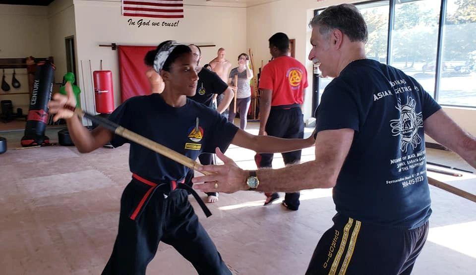 Escrima Applied Martial Arts Academy