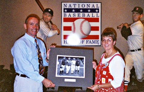 Bruce Murray baseball photography being donated to National Baseball Hall of Fame in Cooperstown, NY