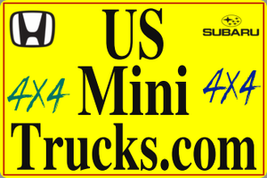 US Mini Trucks