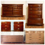 refinished furniture, dresser, end table, high quality furniture, chest, wood furniture