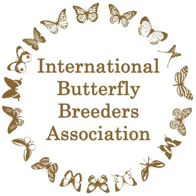 Members of the international butterfly breeders association