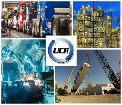 UCA does everything including construction, engineering, planning, auditing, electrical, air compressors, dryers, cooling towers and all other necessary parts in a compressed air system