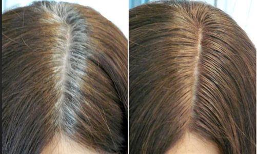Root Touch up Color in just 10 minutes!