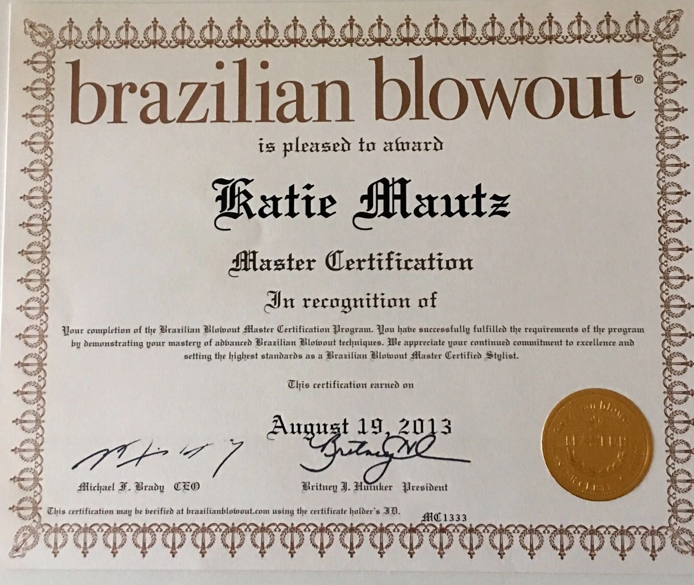 Brazilian blowouts brazilian blowouts by katie 1betcityfo Image collections