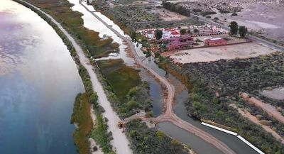 Laughlin Lagoon Dredging Project