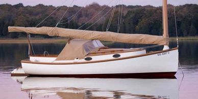 Marshall Sandering   Daysailor /Weeken  Available with Electric Yacht's QuietTorquesystem