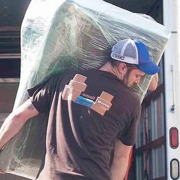 Our movers are the best at handling your furniture efficiently and with zero damages.