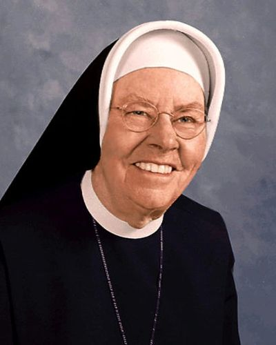 Sister Mary of Peace Slater , IHM
