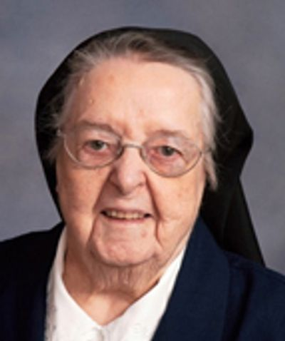 Sister M. Catherine Agnes Robinson, IHM