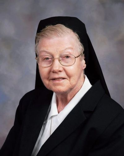 Sister Mary T. McBride, IHM