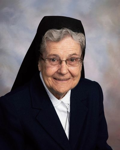 Sister Theresa Gmeiner, IHM