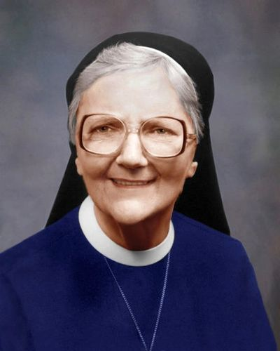 Sister Therese Immaculee Mullin, IHM
