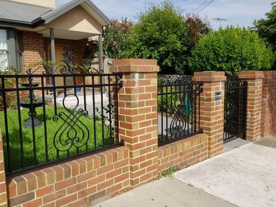 Decorative Residential Fence