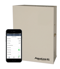 AquaLink® RS Pool & Spa Automation System