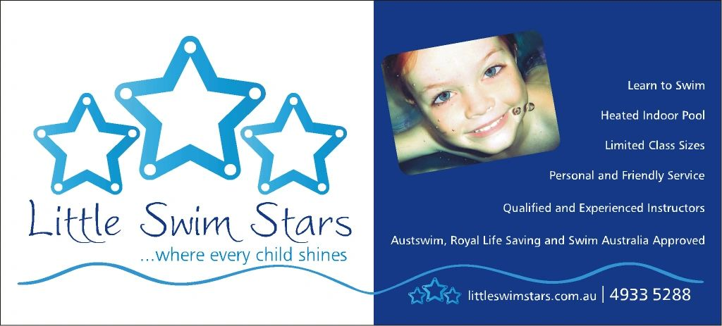 little swim stars, swimming and water safety, ozone swim