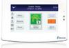 iSecure Security Touchscreen with Graphical Interface or classic keypad screens