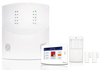 Kit 2 with Hub, Wireless Security Touchscreen, Z-Wave Control from App,PIR & 2 door contacts