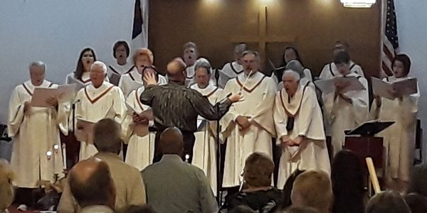 AUMC Chancel Choir