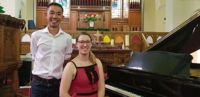 Piano lessons for adults and beginner piano lessons in Sydney's North Shore, North Sydney.