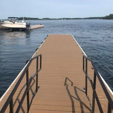 Mako Docks - Custom Docks, Floating Docks