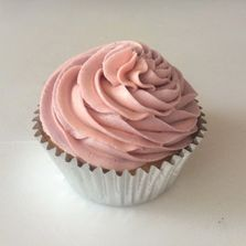 Rose Gold Cupcake by Poppy's Cupcakes in London.