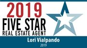Five Star Real Estate Agent 2019