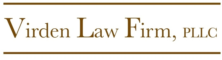 VIRDEN LAW FIRM, PLLC