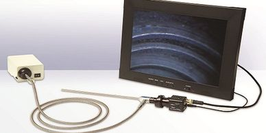 GenScope Borescope with Video Monitor System