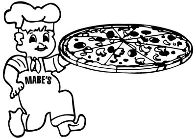 Mabe's Pizza (563) 382-4297