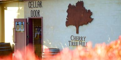 Cellar Door of Cherry Tree Hill Winery. Tea Tree Hollow Canyonleigh Southern Highlands NSW