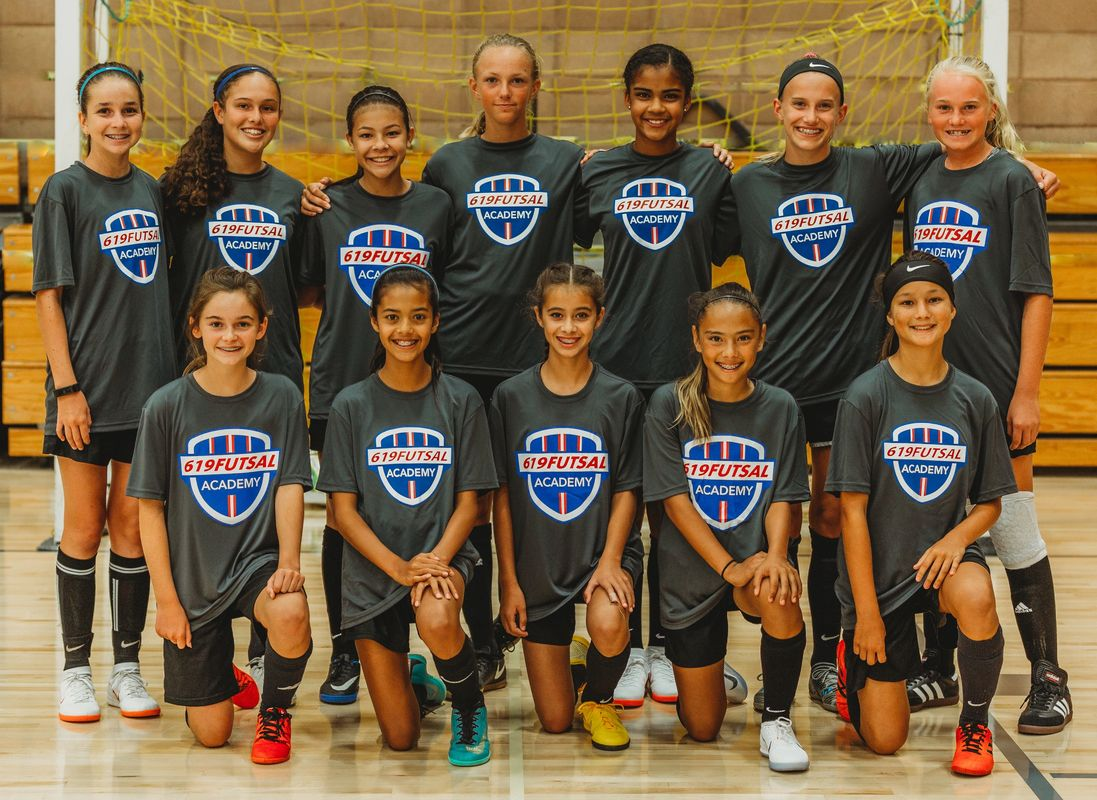 Girls Academy 14A-1