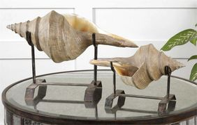 Uttermost 19556 Conch Shell Sculpture