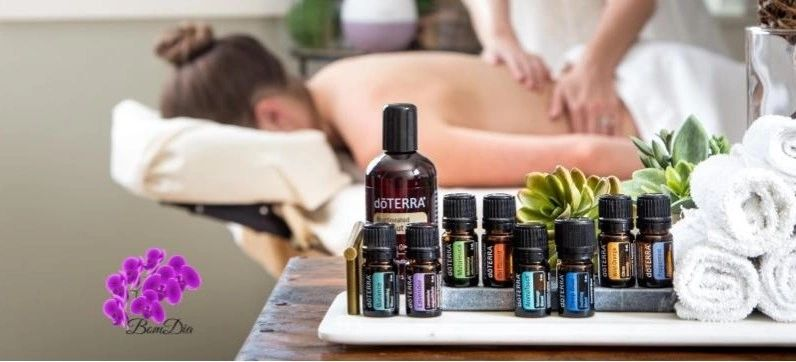 At BomDia Massage & Wellness we use doterra essential oils in every massage and facial service.