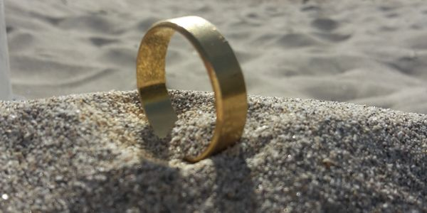 Lost gold jewellery found Lost jewellery Metal Detecting service metal detector hire Perth