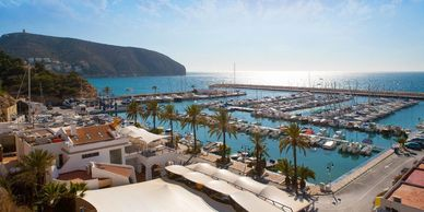 Moraira holiday rentals, long term and wnter rentals
