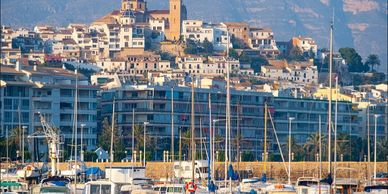 Altea holiday rentals, long term rentals and winter lets