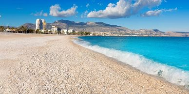 Albir long term rentals, winter and holiday rentals