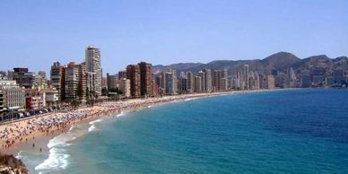 Benidorm holiday rentals winter and long term rentals