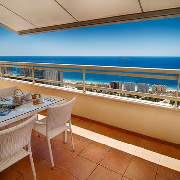 Winter rentals Alicante Province