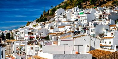 Mijas holiday rentals, winter and long term rentals