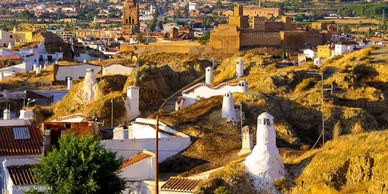 Guadix long term, winter and holiday rentals