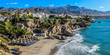 Nerja holiday rentals, winter and long term rentals