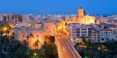 Elche long term rentals, holiday and winter rentals