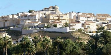Rojales holiday rentals, long term and winter rentals