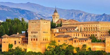 Granada winter, long term and holiday rentals