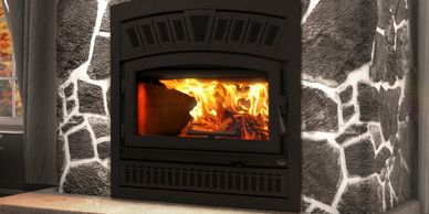 Valcourt FP10 Valcourt Canadian made fireplace