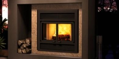 Ventis ME150 wood fireplace Decorative fireplace fireplaces double door fireplace
